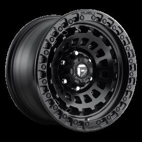 D633 ZEPHYR MATTE BLACK