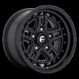 Fuel Wheels D667 NITRO MATTE BLACK