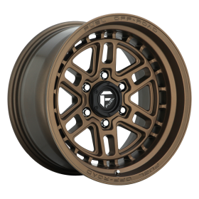 Fuel Custom Wheels NITRO D669 MATTE BRONZE