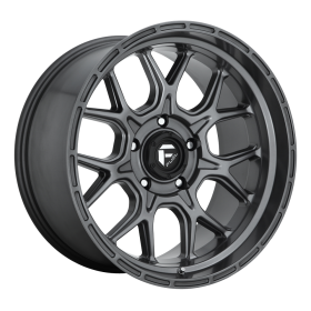 Fuel Custom Wheels D672 TECH MATTE GUNMETAL