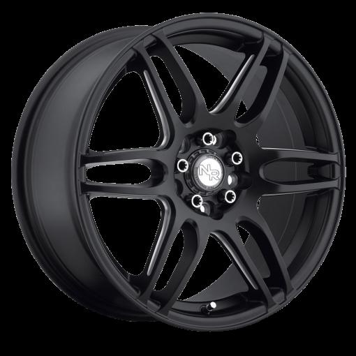 Niche Custom Wheels M106 NR6 BLACK MILLED