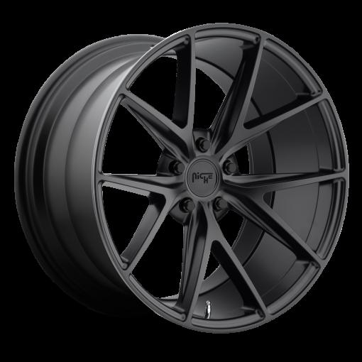 Niche Wheels M117 MISANO MATTE BLACK