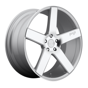 Niche Custom Wheels MILAN M135 MACHINED SILVER