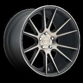 Niche Custom Wheels VICENZA M153 MACHINED BLACK