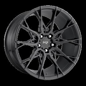 Niche Custom Wheels STACCATO M183 MATTE BLACK