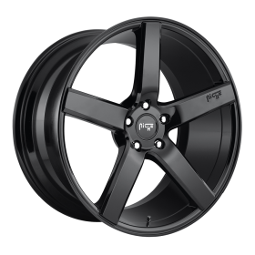 Niche Custom Wheels MILAN M188 GLOSS BLACK