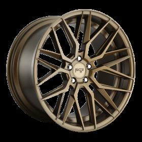 Niche Custom Wheels GAMMA M191 MATTE BRONZE