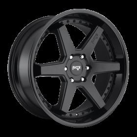 Niche Custom Wheels ALTAIR M192 GLOSS MATTE BLACK