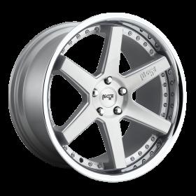 Niche Custom Wheels ALTAIR M193 GLOSS SILVER