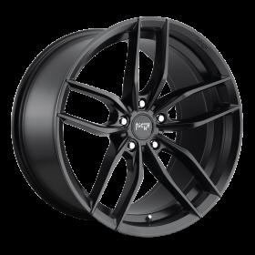 Niche Custom Wheels M203 VOSSO SATIN BLACK