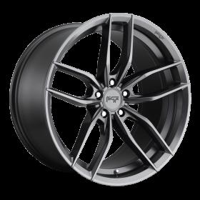 Niche Custom Wheels M204 VOSSO GLOSS GUNMETAL