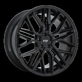 Niche Custom Wheels M224 GAMMA GLOSS BLACK