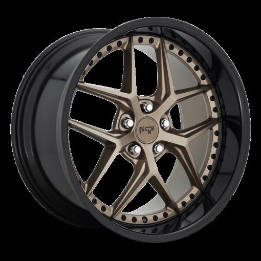 Niche Custom Wheels M227 VICE MATTE BRONZE BLACK