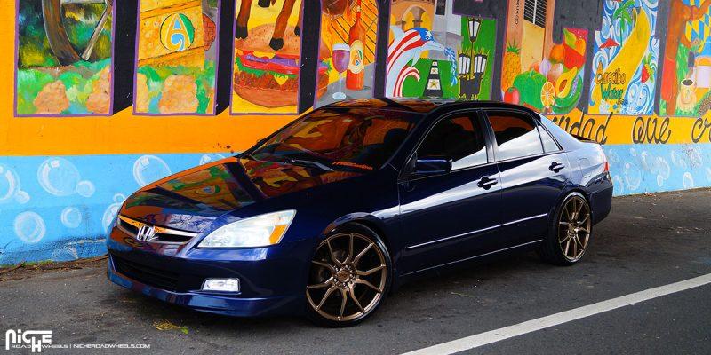 Honda Accord 20x9 Niche Ascari M167 Wheels