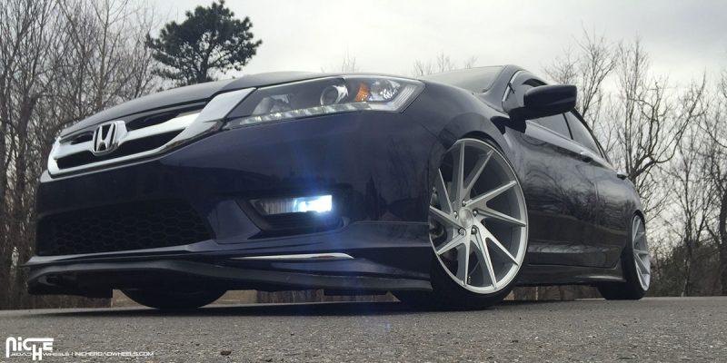 Honda Accord 20x10.5 Niche Surge M112 Wheels