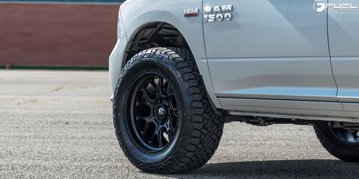 Dodge Ram 1500 Wheels And Tires Packages >> Dodge Ram 1500 W 20 10 Fuel Tech D670 Wheels Wheelsasap
