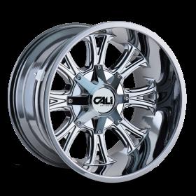 Cali Offroad Custom Wheels AMERICANA CHROME