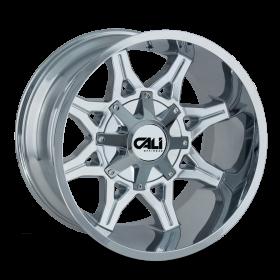 Cali Offroad Custom Wheels OBNOXIOUS CHROME