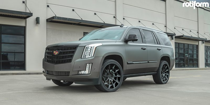 Cadillac Escalade 24 Rotiform CVT Wheels