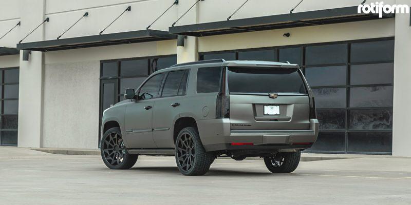 Cadillac Escalade 24 Rotiform CVT Wheels