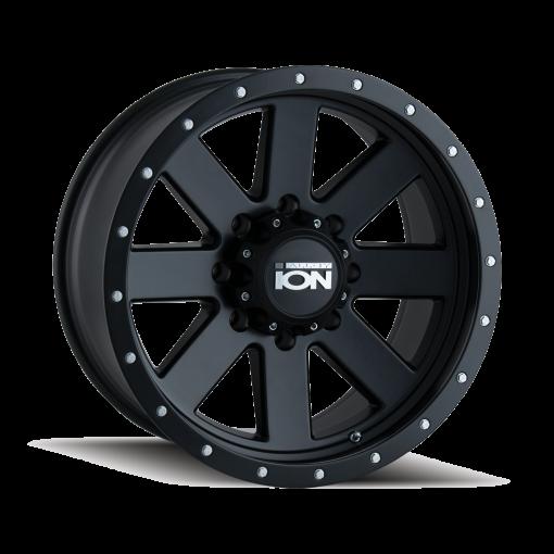 ION Custom Wheels 134 MATTE BLACK