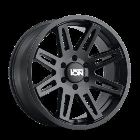 ION Custom Wheels 142 MATTE BLACK