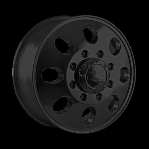 ION Custom Wheels 167 MATTE BLACK