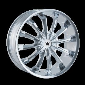 Mazzi Custom Wheels FUSION CHROME