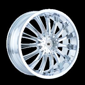 Mazzi Custom Wheels HYPE CHROME