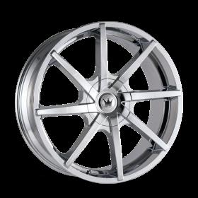 Mazzi Custom Wheels KICKSTAND CHROME