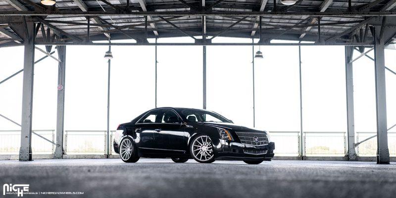 Cadillac CTS Niche Surge M112 Wheels