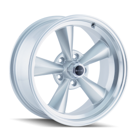 Ridler Custom Wheels 675 SILVER MILLED