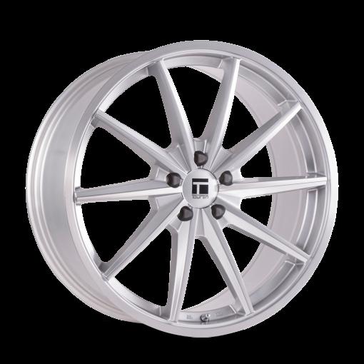 Touren Wheels TF02 BRUSHED SILVER