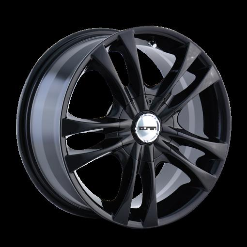 Touren Wheels TR22 BLACK