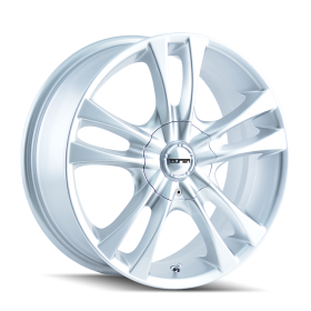 Touren Custom Wheels TR22 SILVER