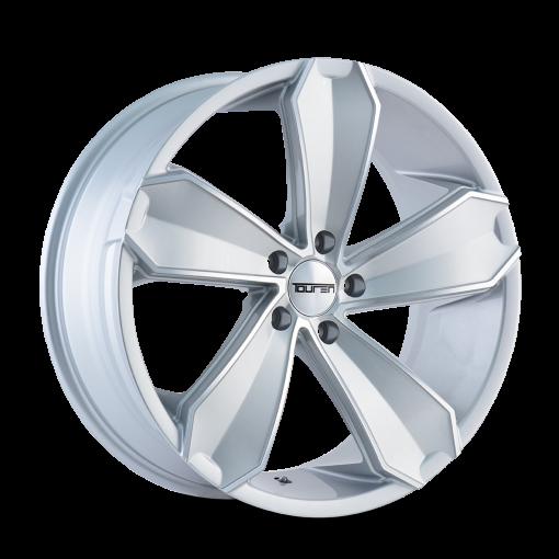 Touren Wheels TR71 GLOSS SILVER/MACHINED FACE