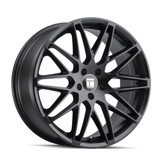 Touren Wheels TR75 MATTE BLACK