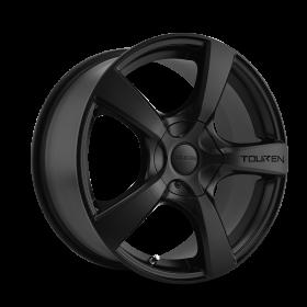 Touren Custom Wheels TR9 MATTE BLACK