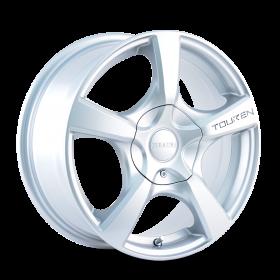 Touren Custom Wheels TR9 SILVER