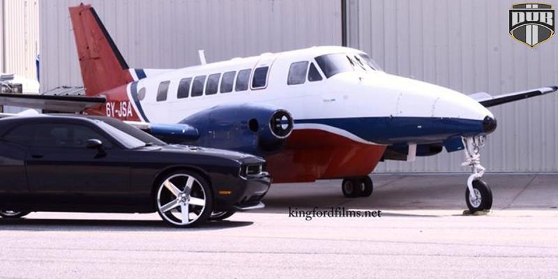 Dodge Challenger 24x9 Niche Baller S115 Wheels