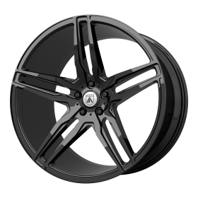 Asanti Black Custom Wheels ABL-12 ORION BLACK
