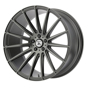 Asanti Black Custom Wheels ABL-14 POLARIS GRAY
