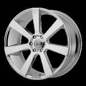 Asanti Black Custom Wheels ABL-15 CHROME