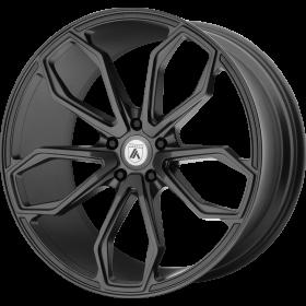 Asanti Black Custom Wheels ABL-19 GRAY