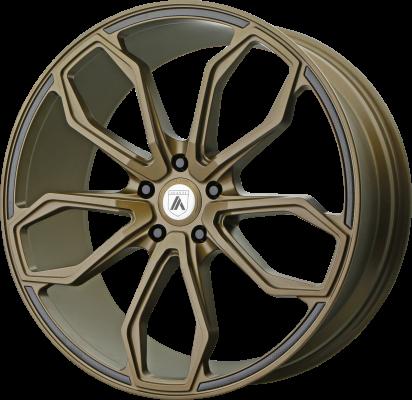 Asanti Black Custom Wheels ABL-19 BRONZE