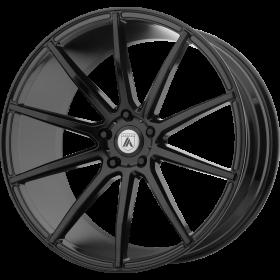 Asanti Black Custom Wheels ABL-20 BLACK