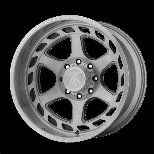 Asanti Off Road Custom Wheels AB816 ANVIL GRAY