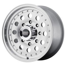 American Racing Custom Wheels AR62 OUTLAW II MACHINED