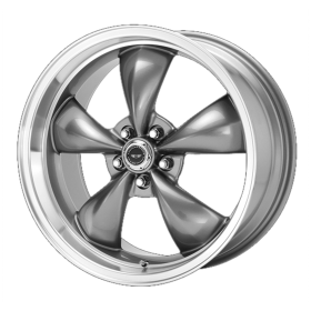 American Racing Custom Wheels AR105 TORQ THRUST M GUNMETAL