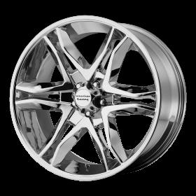American Racing Wheels AR893 MAINLINE CHROME